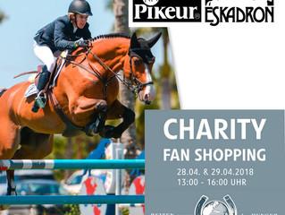 Pikeur Charity Fan Shopping