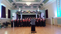 Town Hall Xmas Concert 2016 - Waltzing Matilda 2