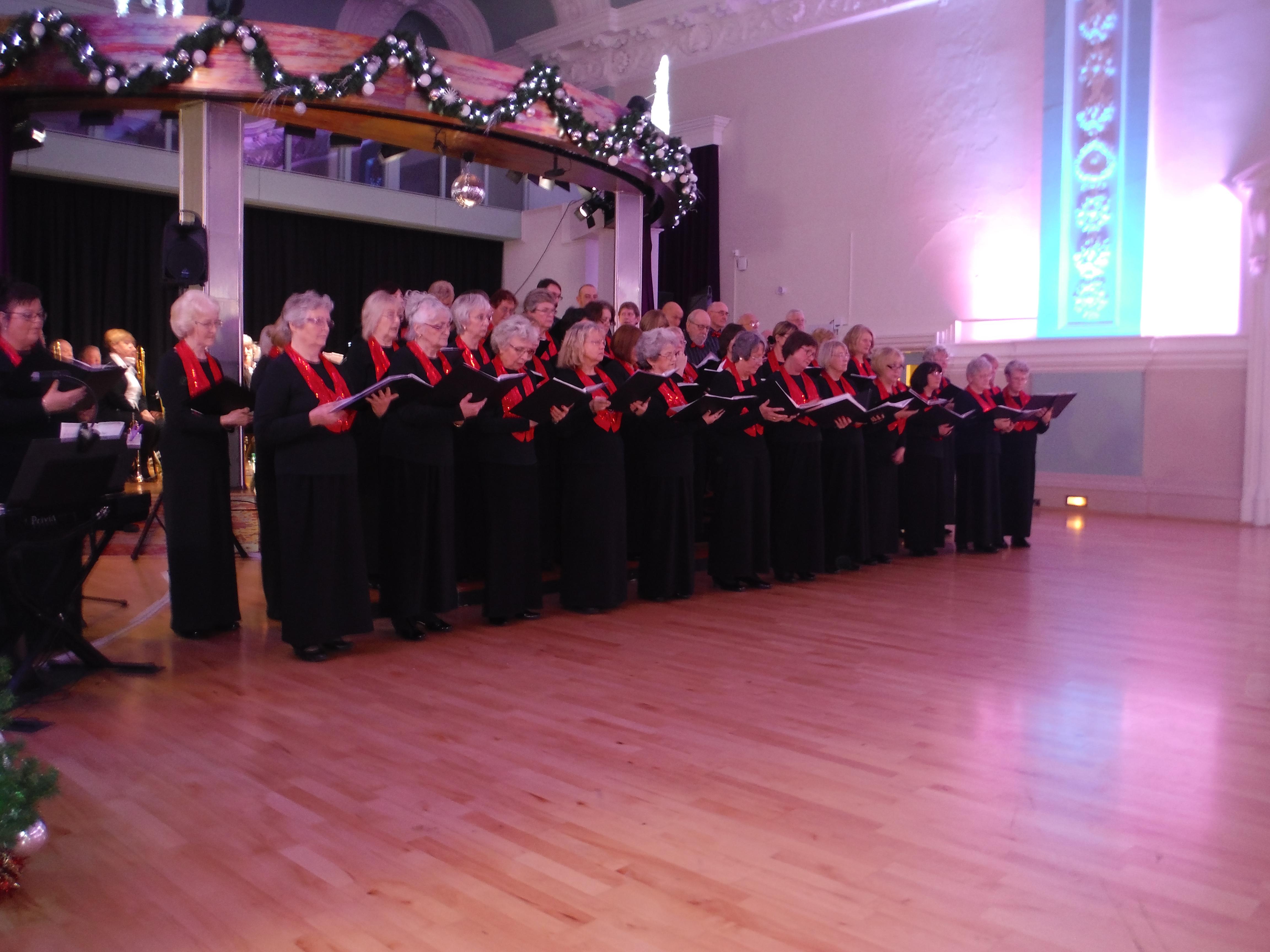 Town Hall Christmas 2016