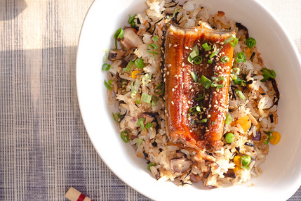 Roasted Eel with Hijiki Fried Rice.jpg