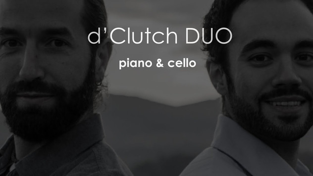 d'Clutch DUO · piano&cello · Vocalise, S. Rachmaninov