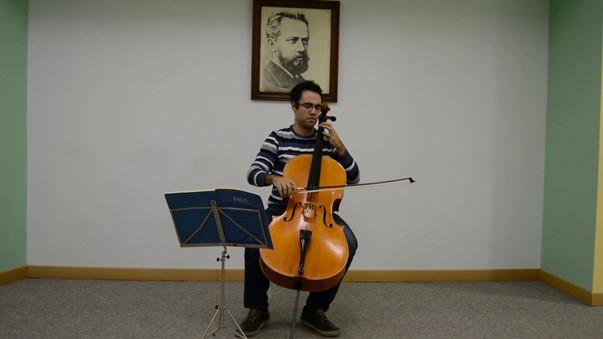 Preludio 2ºSuite Bach
