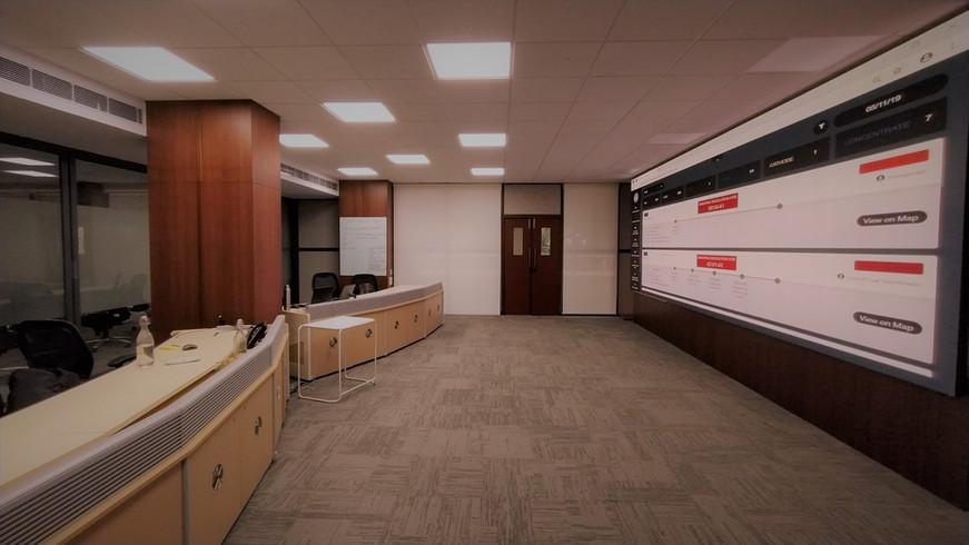 Control Room- HZL