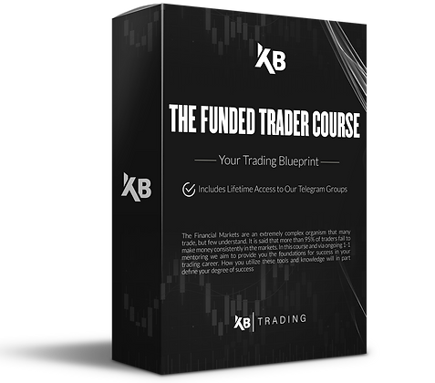 """The Funded Trader"" Course"