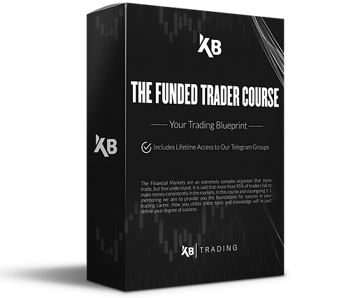 """""""The Funded Trader"""" Course"""