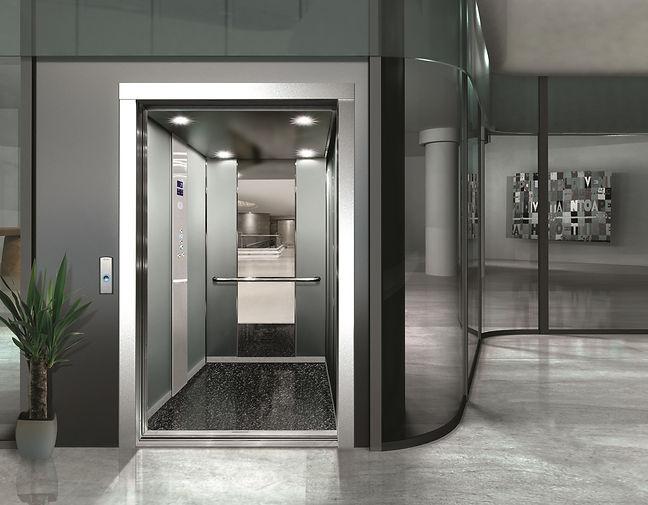 omega ascenseur