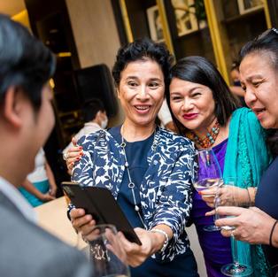 Eva Nguyen Binh, Princess ChanSitha