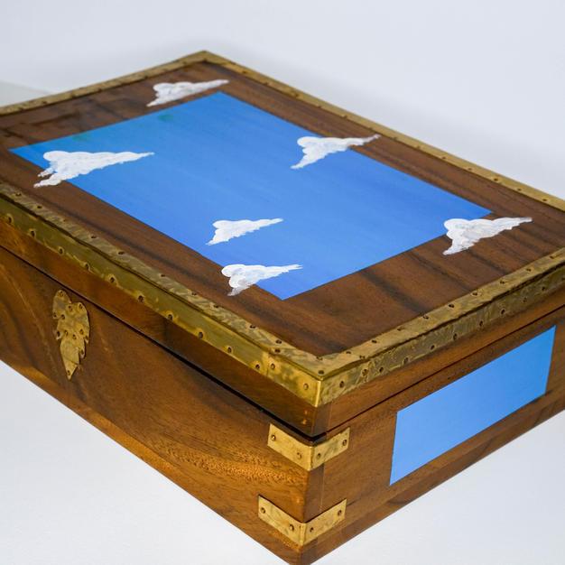 Pandora's Box: The pursuit of change