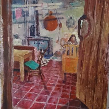 Irene's Kitchen, Sarah Longley