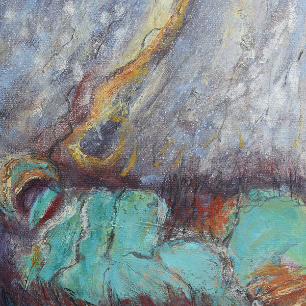 Ancestral Enclosure1- Susan Dawson