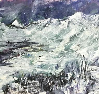 Snowy Dreamscape, Aileen Grant