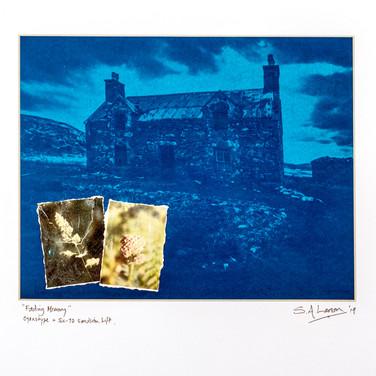 Simon Larson: 'Fading Memory' Edition 1/1