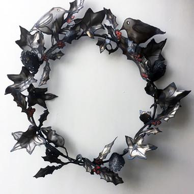 Christmas Wreath, Greg Dobson