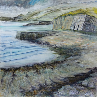 Aileen Grant: 'Limekilns, Loch Eriboll'