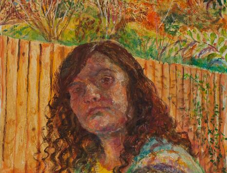 'Self Portrait in Autumn'