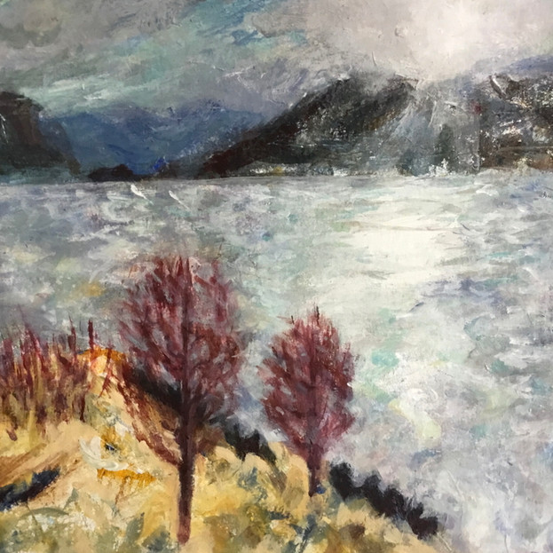 Stormy Light - Aileen Grant