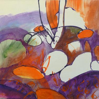 Vera Naessens: 'Invasion-Colour Study'