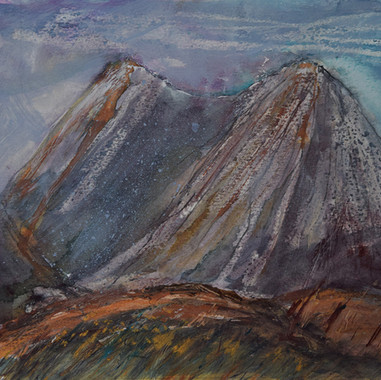 Winter Sgurr, Susan Dawson