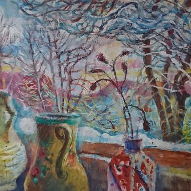 Winter Window, Sarah Longley