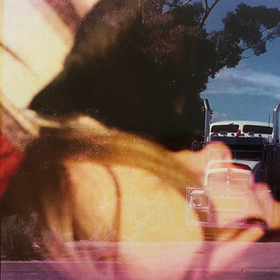 Sleeping Next To A Truck - Tatjana Fraser
