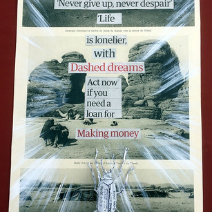Dashed Dreams - Greg Dobson