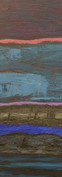 Rupert Copping, Island, oil on Canvas,60