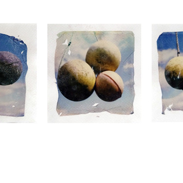 Simon Larson: 'Buoys' - Edition 1/1 SOLD