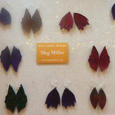 Flora and Fauna, Meg Miller
