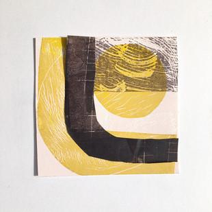 Collage Sketch 3 - Philippa Thomas