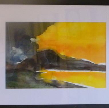 Sunset, Rupert Copping