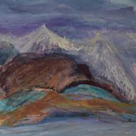 Ashaig to Glamaig, Susan Dawson