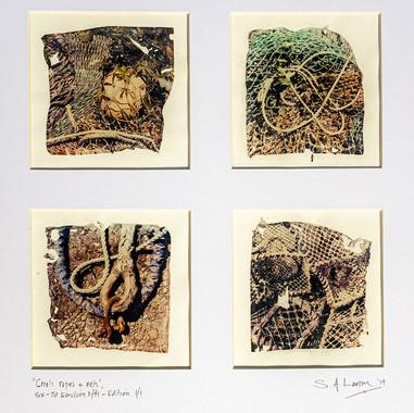 Creels, nets and ropes, Simon Larson