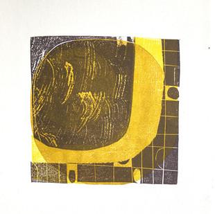 Collage Sketch 1 - Philippa Thomas