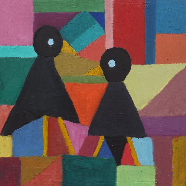 Blackbirds - Rupert Copping