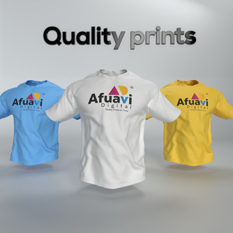 T-shirt Visualize