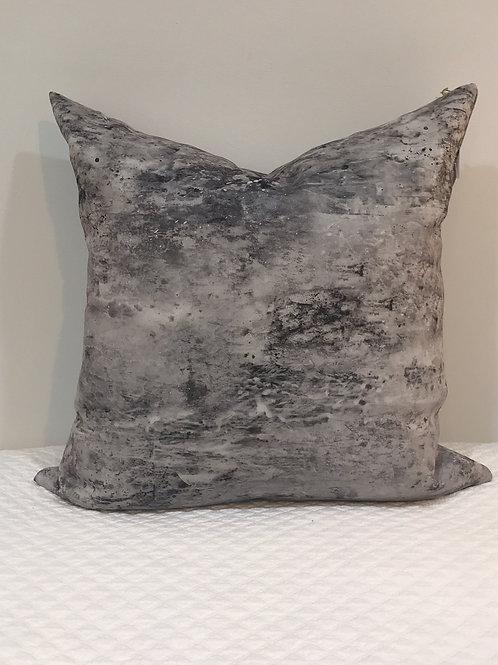Splatter pillow