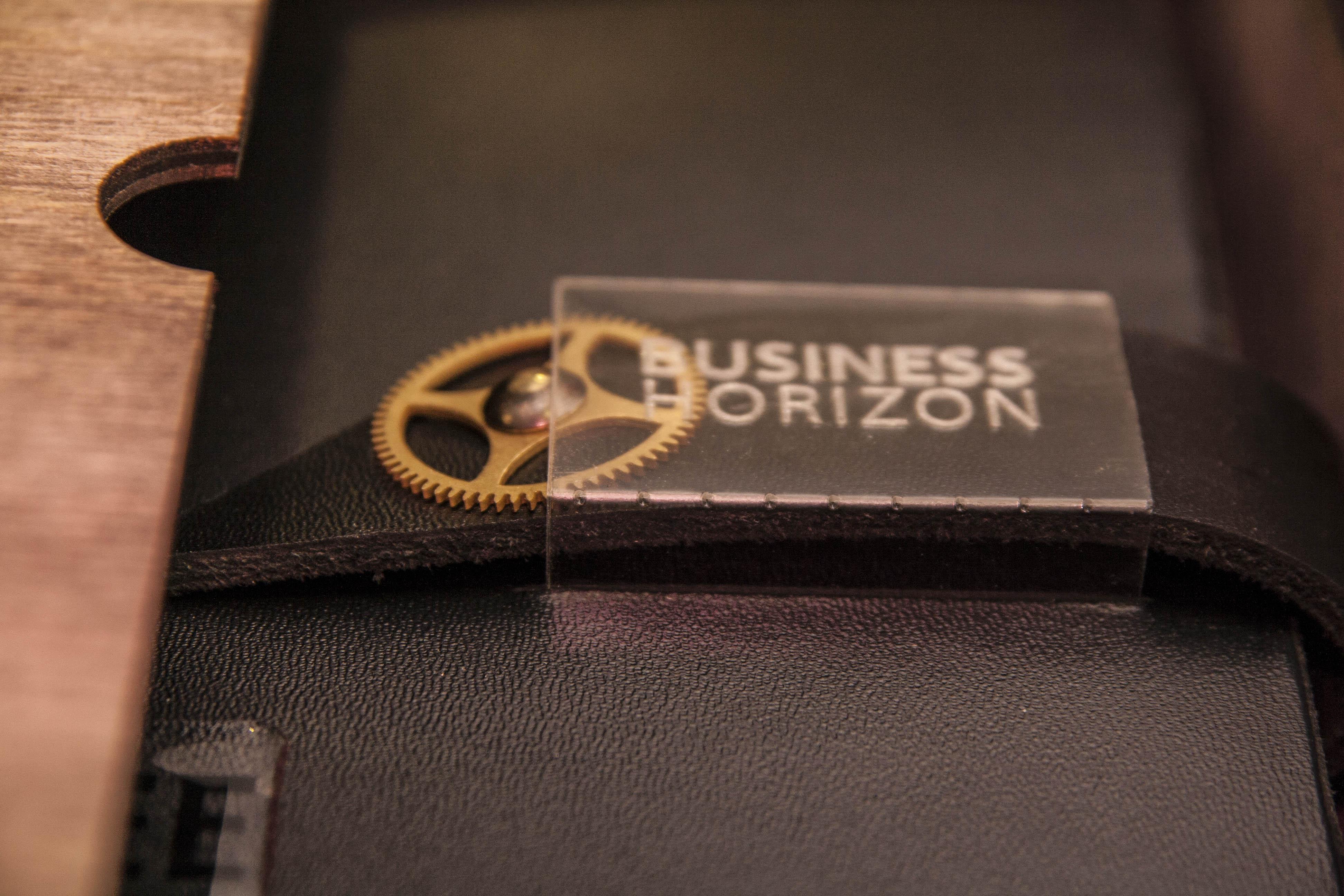 Маркетинг-кит для Business Horizon