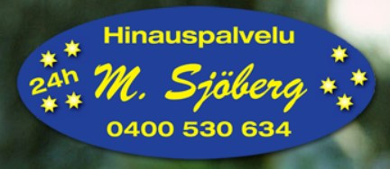 Hinauspalvelu M. Sjöberg
