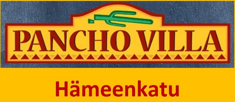Pancho Villa Hämeenkatu