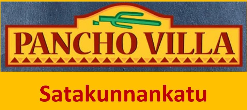 Pancho Villa Satakunnankatu