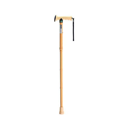 英國AIDAPT 可摺疊式手杖 (黃色)