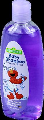 芝麻街嬰兒兒童洗頭水- 薰衣草香氣