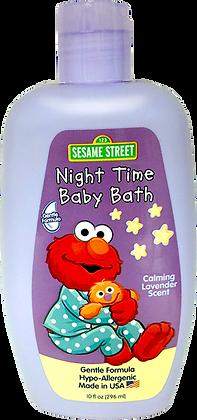 芝麻街嬰兒兒童安神沐浴露