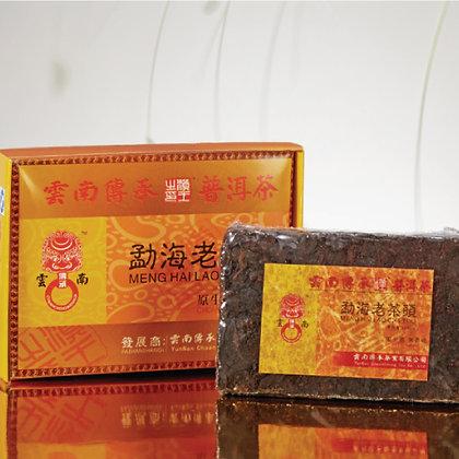 雲南傳承-普洱茶(勐海老茶頭) [200g]