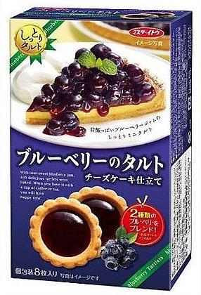 伊度藍莓撻