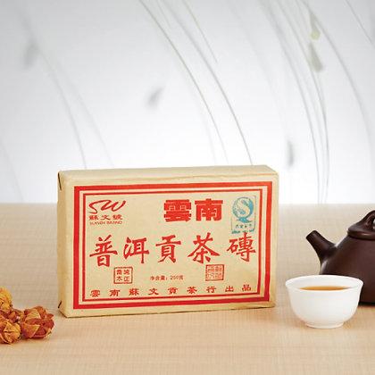 雲南普洱貢茶磚 (蘇文號出品) [250g]