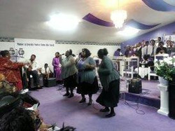 Freedom Temple- Memphis, TN