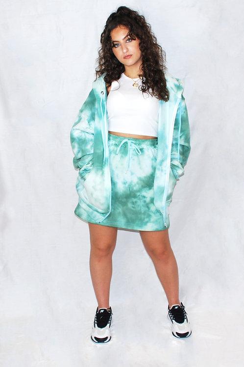 Emerald Hoodie