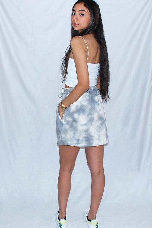 Storm Grey Skirt
