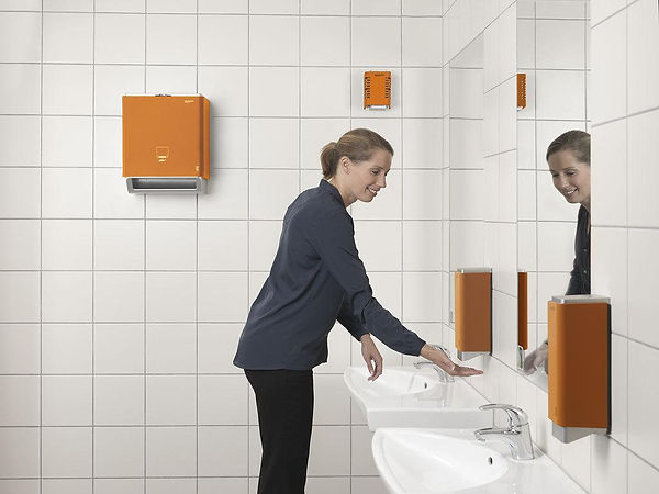 Banyo Cws Hijyen Ekipmanları Bilkoras Koku Sıvı Sabunluk